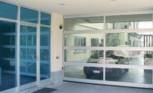 sezionale industriale garage