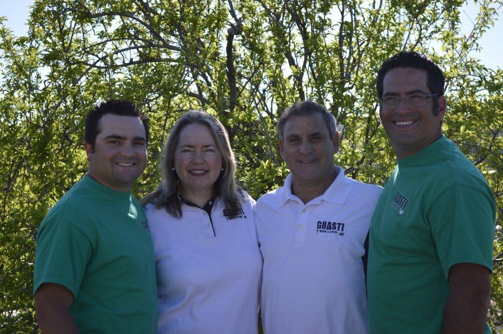 Guasti Solar Family Photo