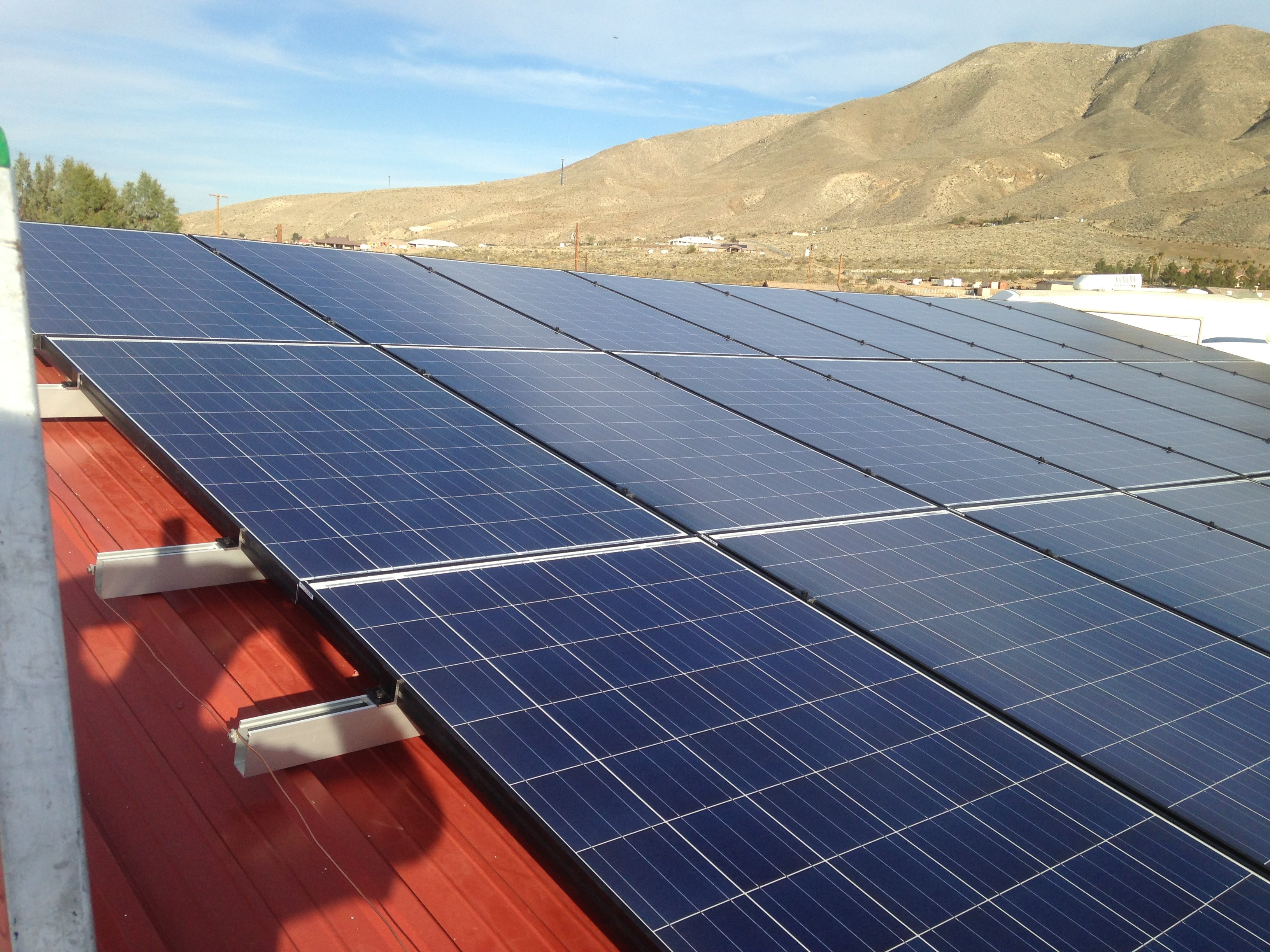 High Desert Solar Power Contractor
