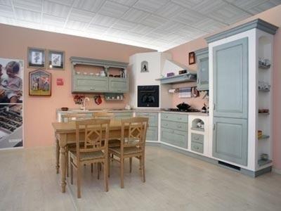 Cucine Scavolini classiche componibili - Cremona - Cappella Cantone ...