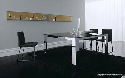 Tavoli e sedie arredo