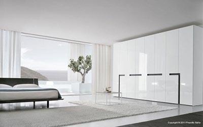 Camere letto moderne