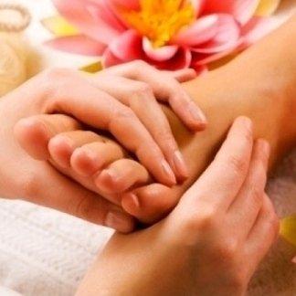 massaggio riflessologico
