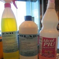 prodotti per pulizie