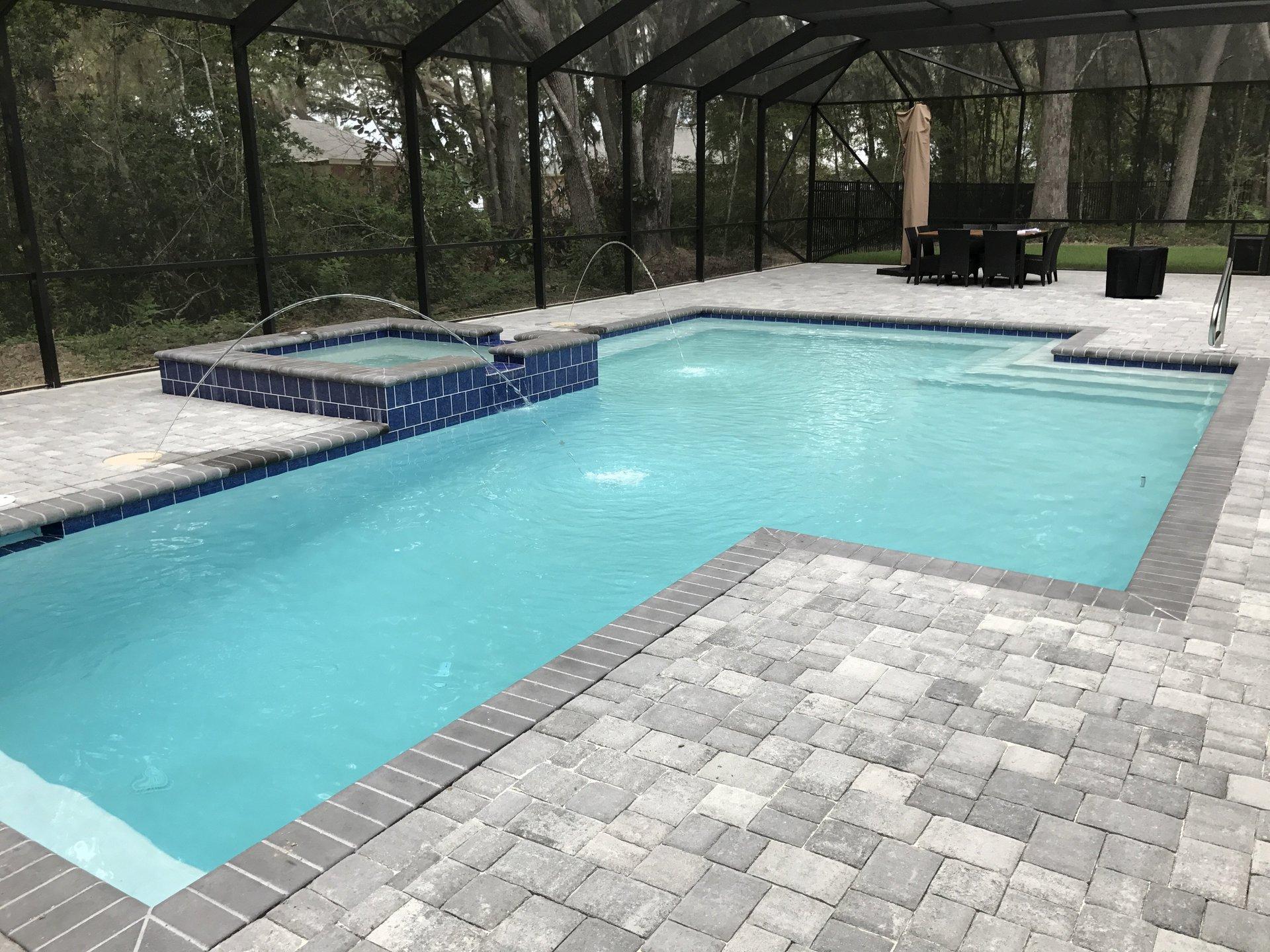 Home Paradise Pools, LLC - Panama City, FL - Gallery