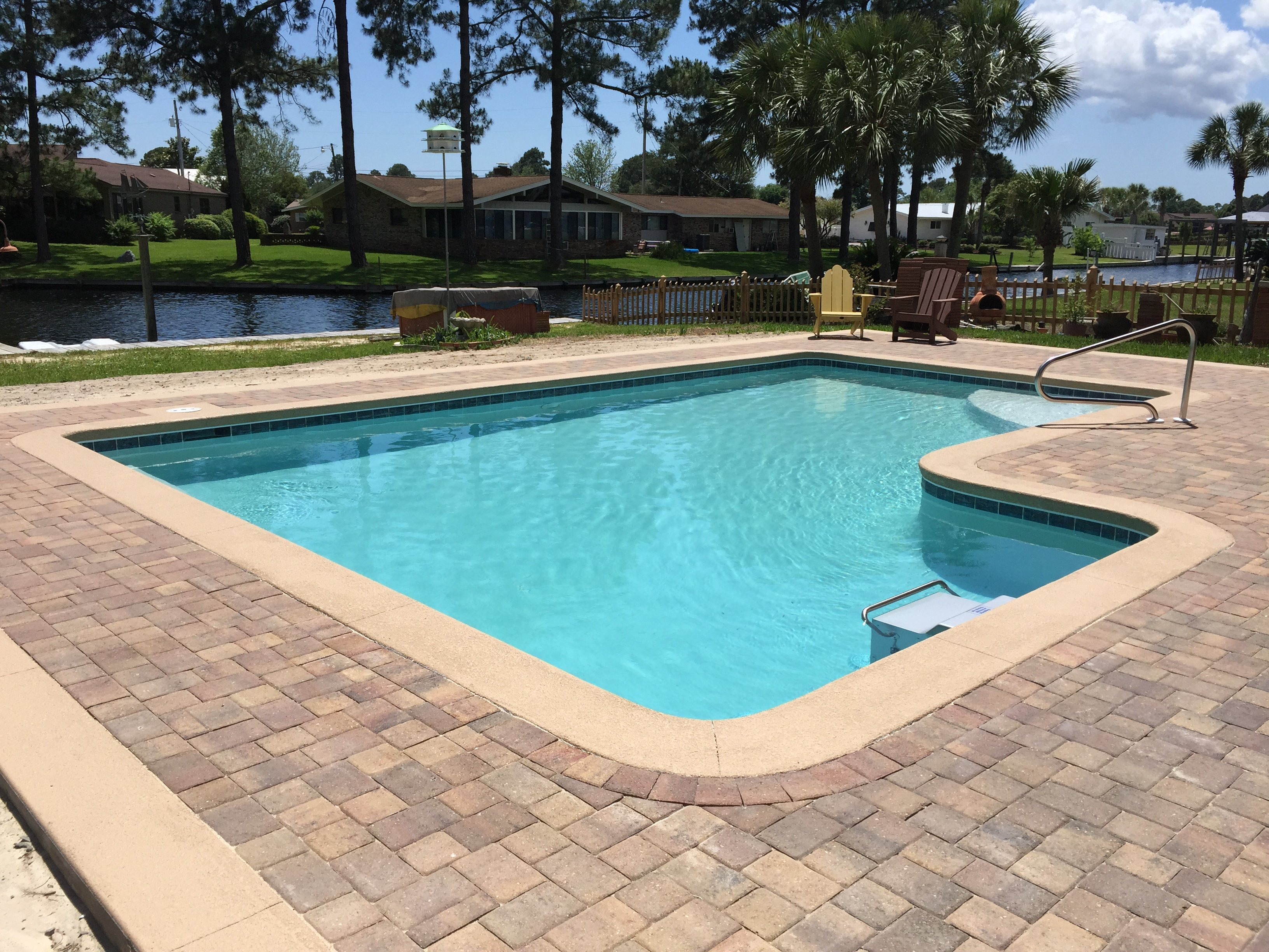 Home Paradise Pools Llc Panama City Fl Gallery