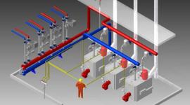 progettazione impianti industriali, progettazione condizionamento aziendale, studio problematiche riscaldamento