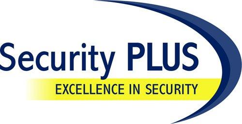 Security Plus logo