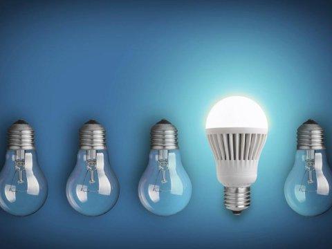 riqualificazione edifici con illuminazione a led