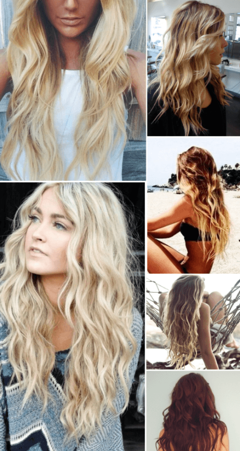 trattamento beach waves
