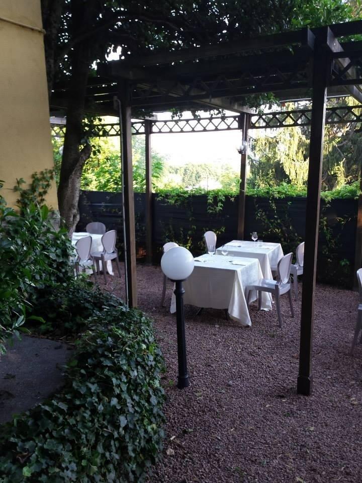 Dehore esterno ristorante Al Passatore
