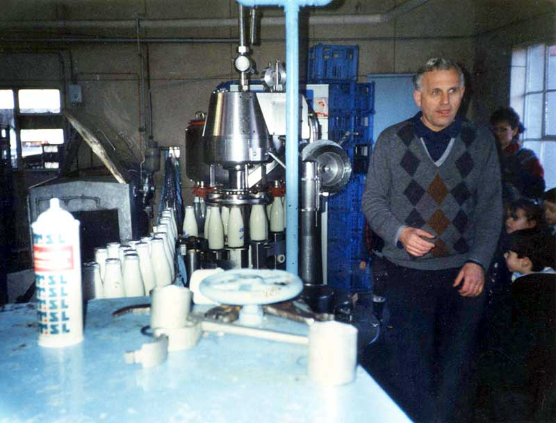 milk plant inspection
