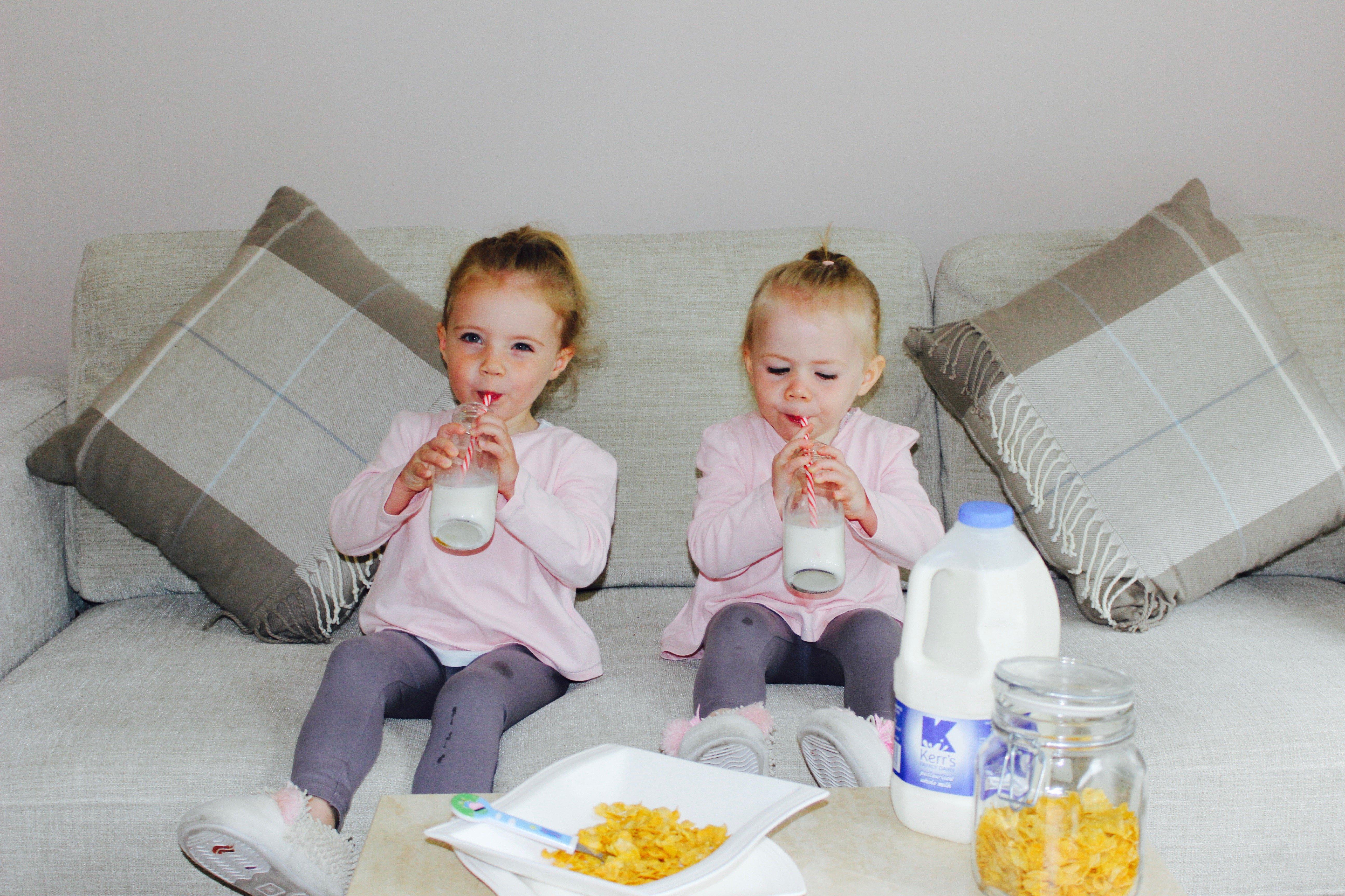 milk consumption competition