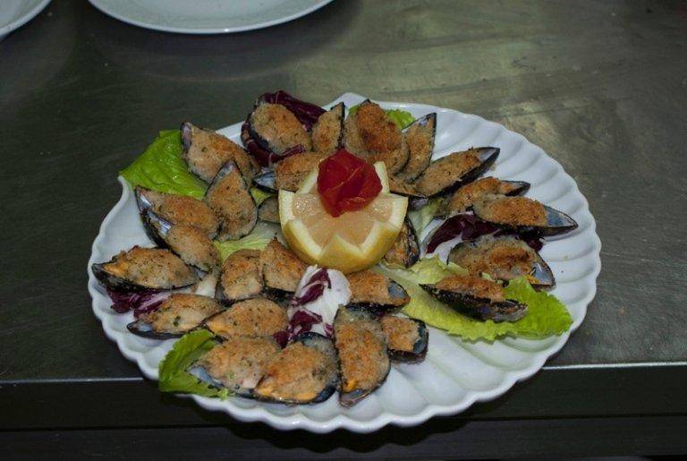 cozze fresche