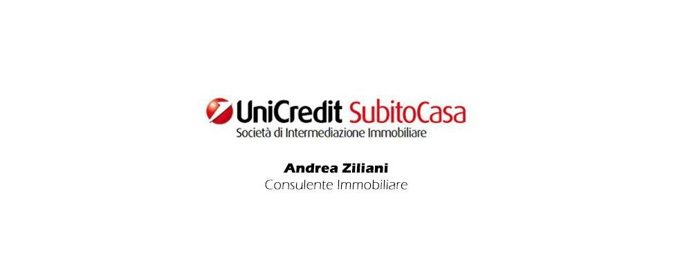 Andrea Ziliani Consulente Immobiliare Unicredit Grosseto