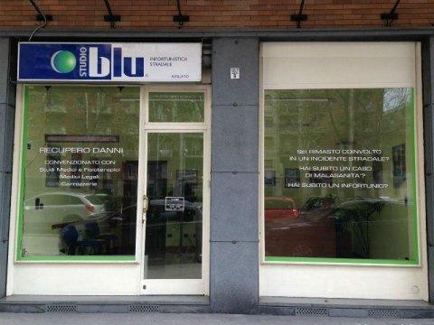 L'agenzia di infortunistica di Torino