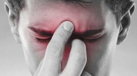 Sinusite, cefalea, apee notturne