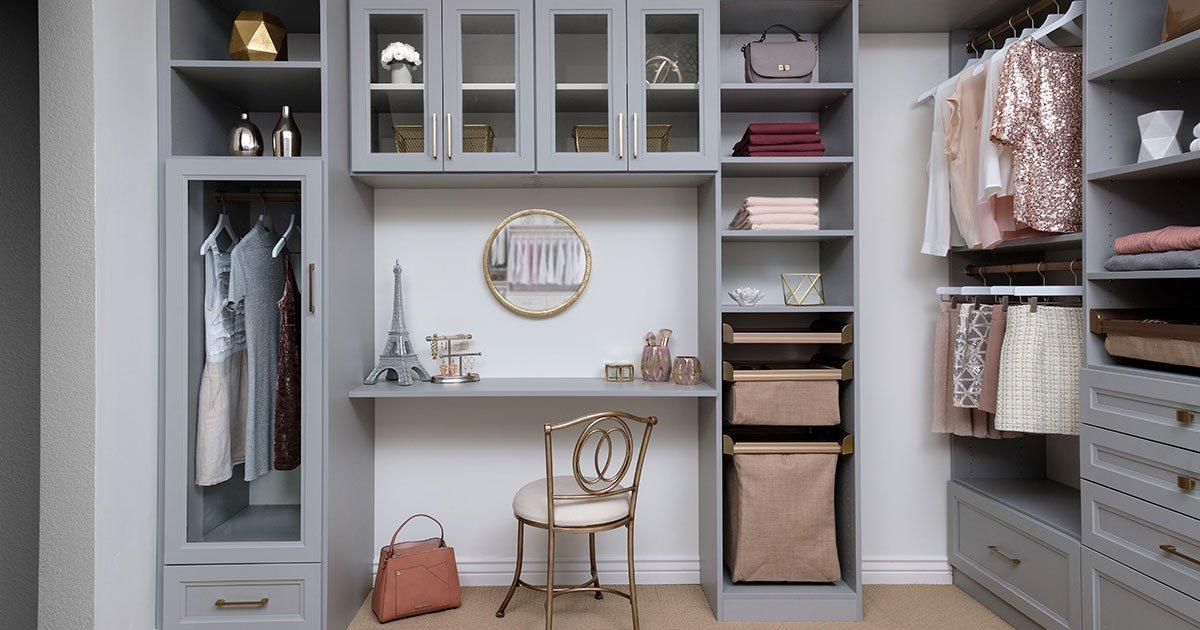 custom closets charlotte nc