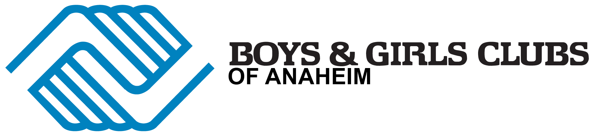Vertical Black Boys Girls Clubs Of Anaheim Logo PNG High Resolution Image With Transparent Background The And