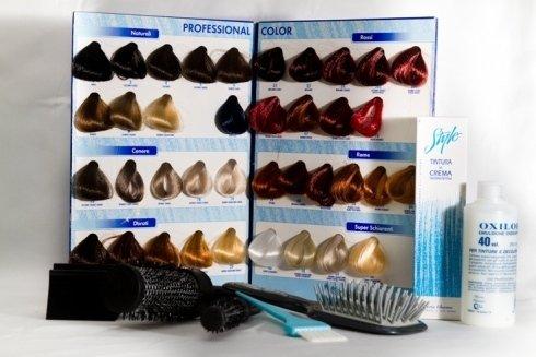 Tinte permanenti per capelli