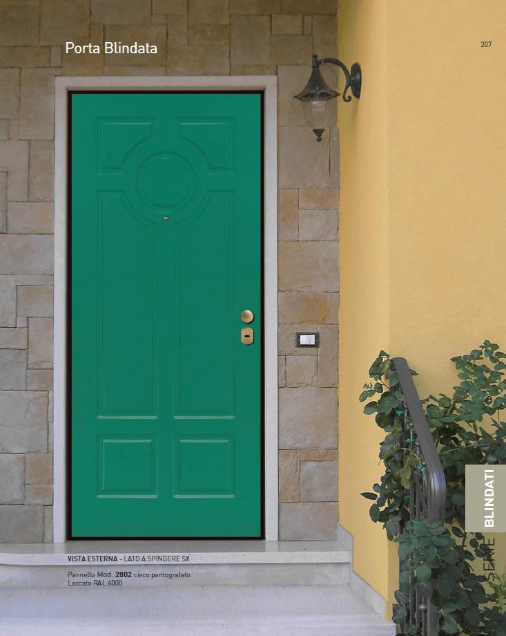 Porte e infissi di sicurezza asti tecno porte - Porta finestra blindata ...