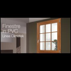 Finestre in PVC Climatek