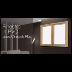 Finestre in PVC Climatek Plus