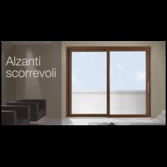 Alzanti Scorrevoli
