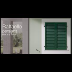 Raffaello Persiana stecca fissa