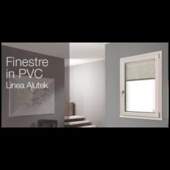Finestre in PVC Alutek