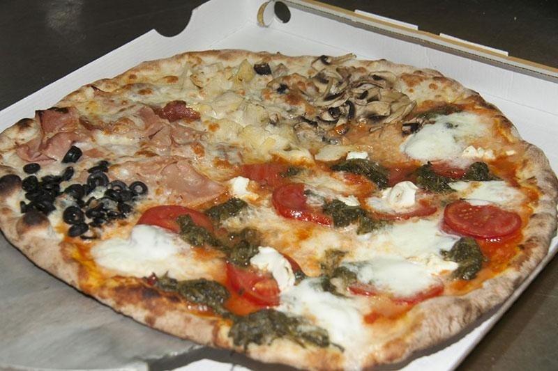 pizza cotta