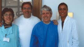 équipe di dentisti