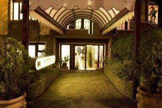 Ingresso Hotel Alexandra