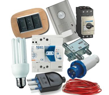 vendita materiale elettrico