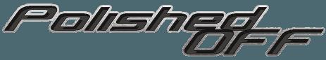 polished off logo