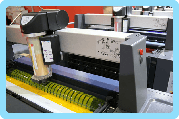Barcode printing - Belfast, County Antrim - B & S Labels - Printer