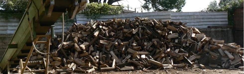 Legna da ardere, legname Formello, legna per riscaldamento, Formello, Roma