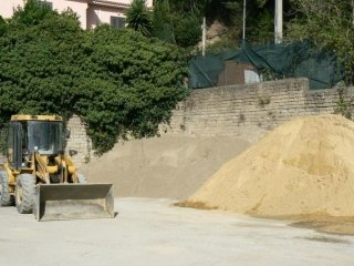 Ghiaia, inerti, materiali per edilizia, edilizia, materiali per edilizia, ingrosso materiali edilizia, Formello, Roma