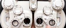 apparecchiature per controllo vista