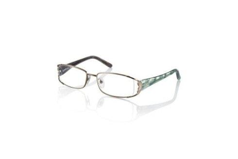 Gli occhiali marchiati Vogue, adatti sia per miopi che astigmatici.