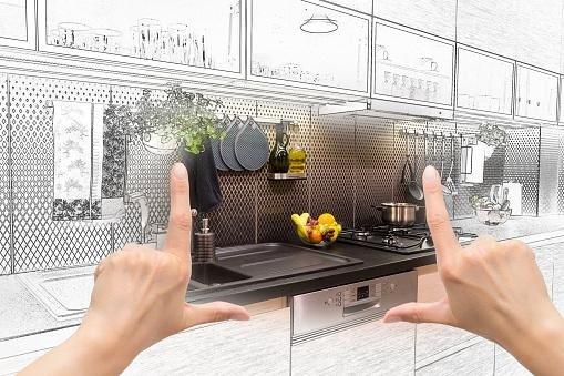 progettazione di cucine