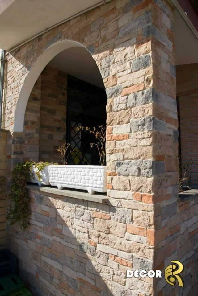 pietre murarie per rifiniture di esterni
