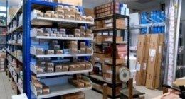 prodotti esposti