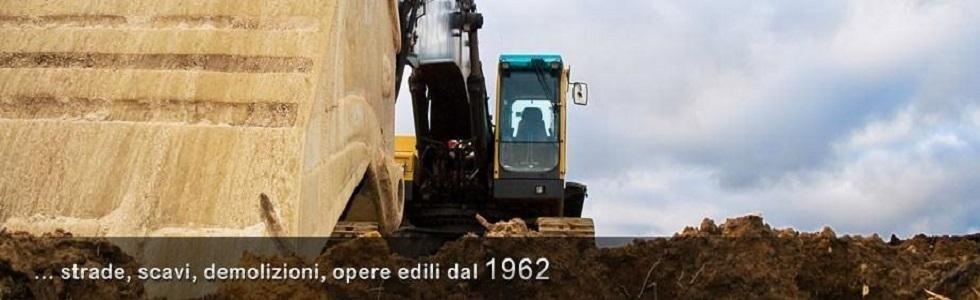estrazione inerti, lavori in cava, mezzi per scavi