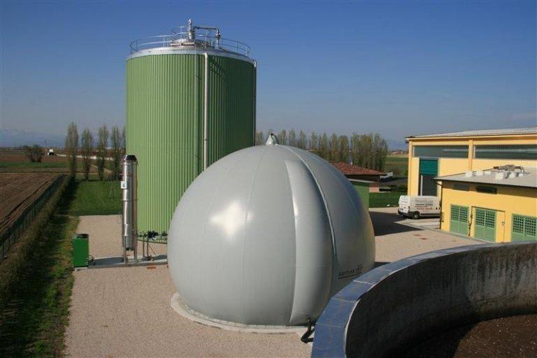 impianto lavorazione rifiuti