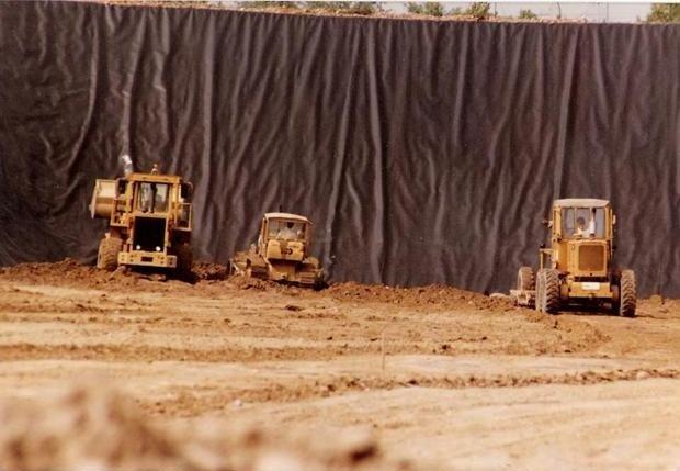 costruzione impianti per rifiuti