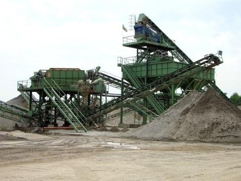 Impianto in cava