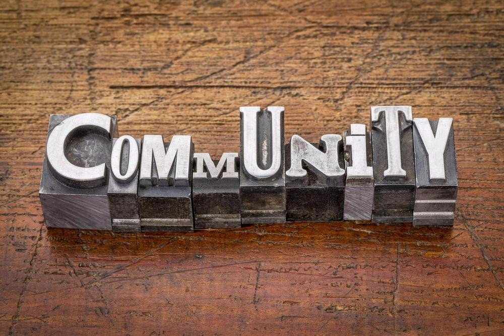 Social Media makes building a community so much easier You can use your blog to build community on Social Media.