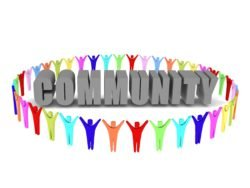 Cultivating community through your social media begins with building your own online presence.