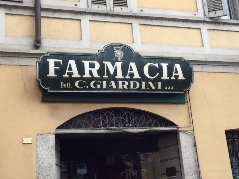 farmacia giardini